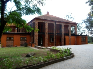 Our administration offices in Muyenga, Kampala